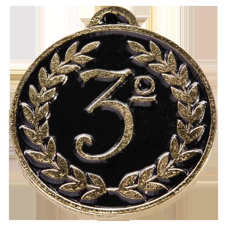 Medalla 3º