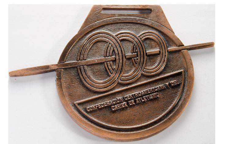 Medalla Confederación Bronce