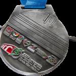 Medalla Confederación Plata