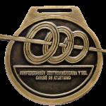 Medalla Confederación Oro